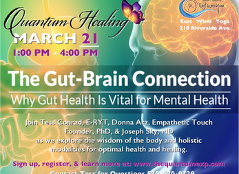 The Power of Gut and Brain Health