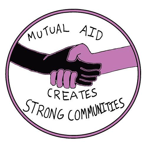 """Strong Communities Sticker 3""""x3"""""""