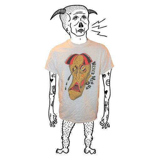 Never Man Up T-Shirt