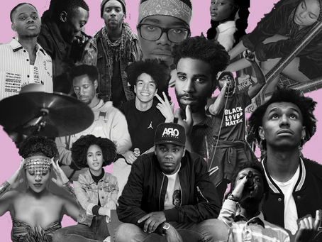 16 Black Artists Doing Work In Edmonton That You Should Be Following.