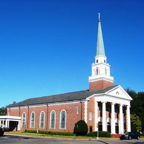 First Baptist Church Meridian