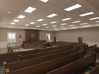 Webster County Courthouse Rendering