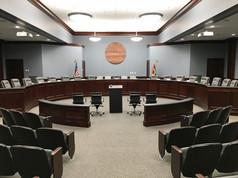 Choctaw Tribal Council Hall