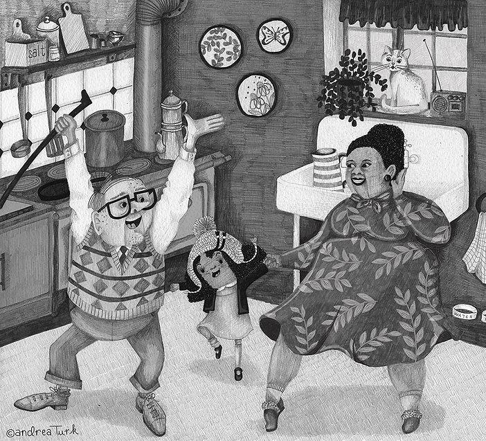Dancing in the kitchen.jpg
