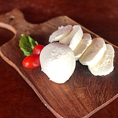 Homemade Mozzarella Ball