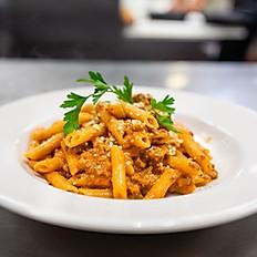 Penne Bolognese Dinner