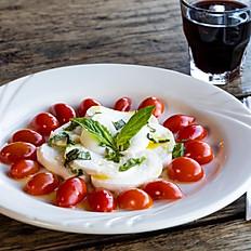 Caprese (Mozzarella Salad)