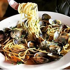 Spaghettini Con Le Vongole