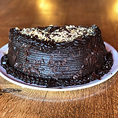 Homemade Chocolate Cake (*May contain nuts)
