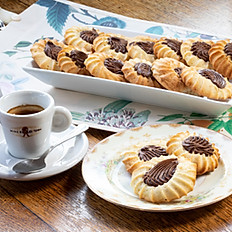 Nutella Butter Cookies