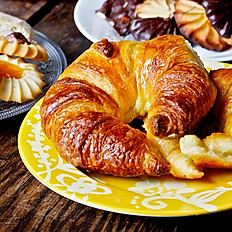 Nutella Filled Croissant