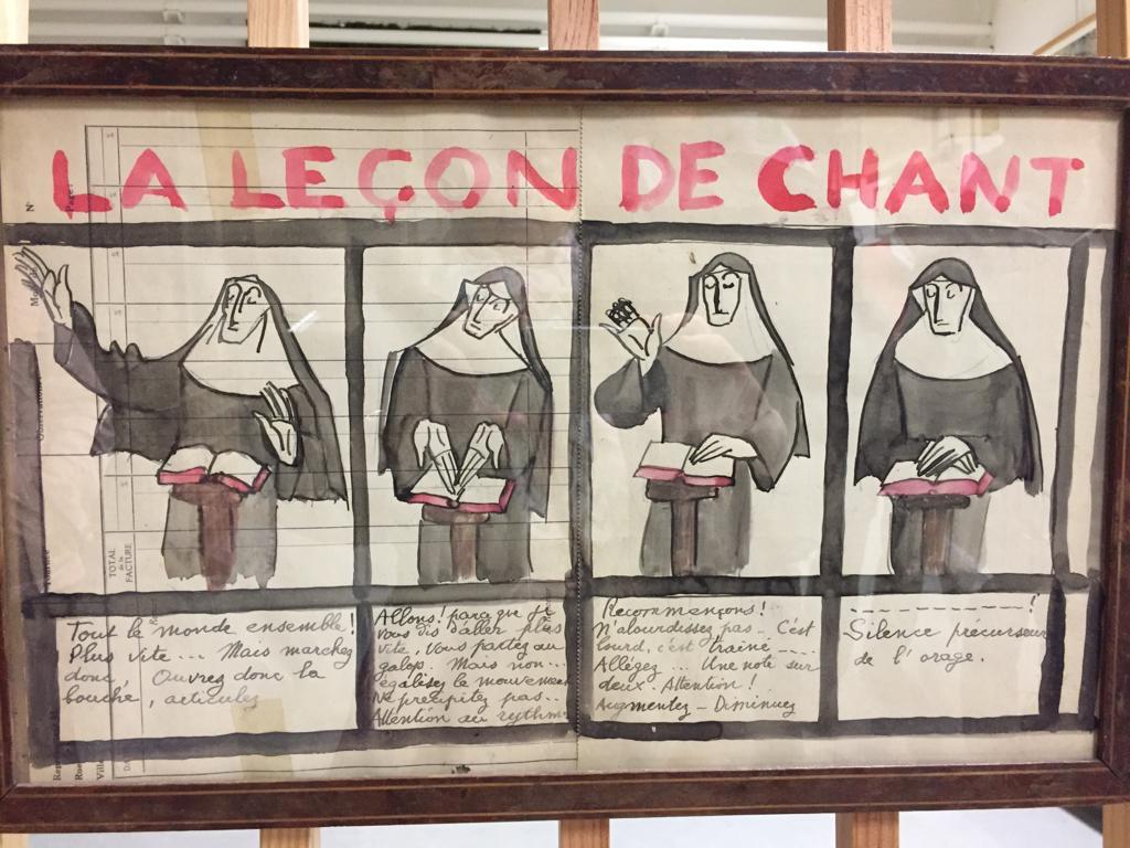 la_leçon_de_chant