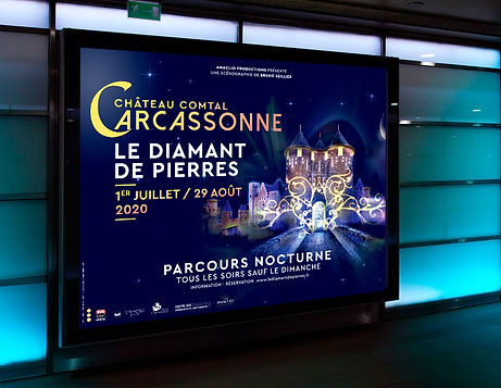 Amaclio Productions - Carcassonne