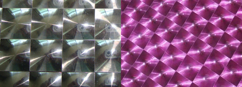 Holographic film by hlhologram.com