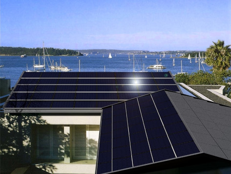 CUSTOMISABLE PHOTOVOLTAIC/SOLAR TERMAL ROOFS