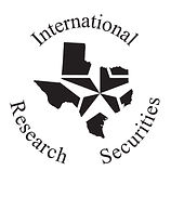 International Research logo, Texas with star ovelay
