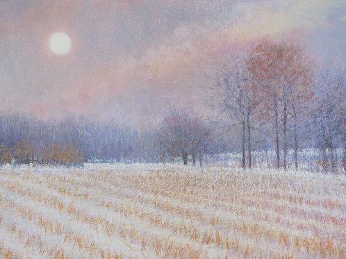 'Moonlit Morning'