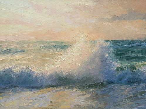 'Wave Study No. 19'