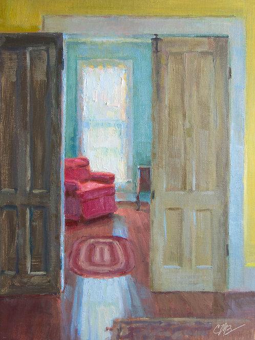 'Through the Open Door'