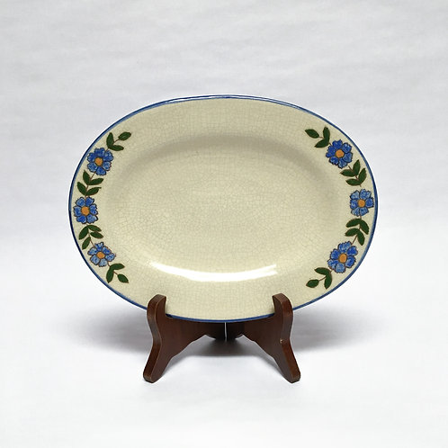 Susy O'Donnell Small Oval Plate