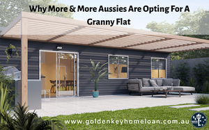 why more and more aussies are opting for a granny flat