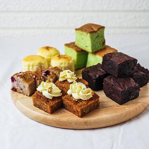 Mini Cake Platter
