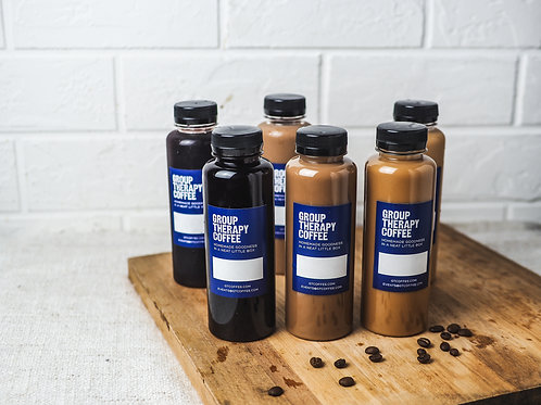 Cold Brew Coffee Package