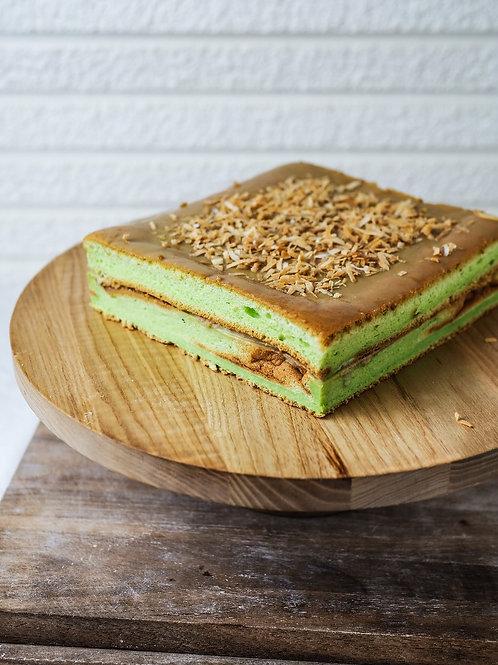 "8"" Pandan Gula Melaka Cake"