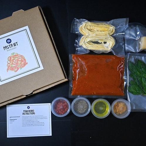 Home Pasta Kit - Vegetarian Lasagna