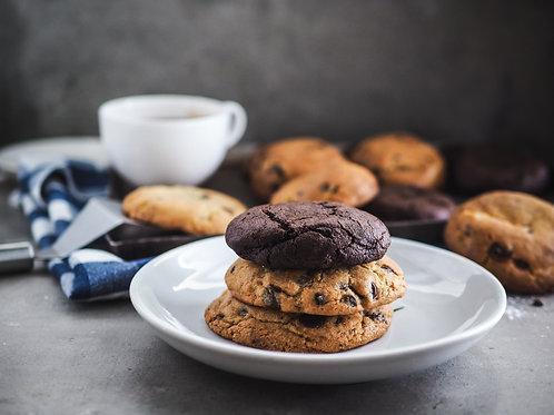 Chunky Homemade Cookies