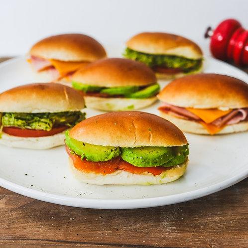 Mini Sandwich Event Platter