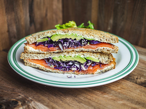 Lunch Bento Box - Sandwich