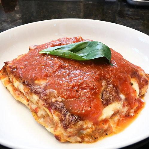 Lasagna Tray (beef)
