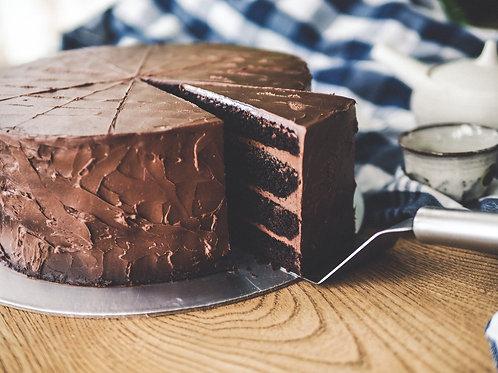 "8"" Chocolate Blackout Cake"