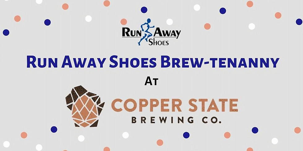 Run Away Shoes Brew-tenanny