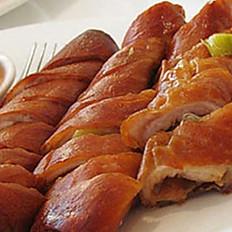 Crispy Pork Intestines