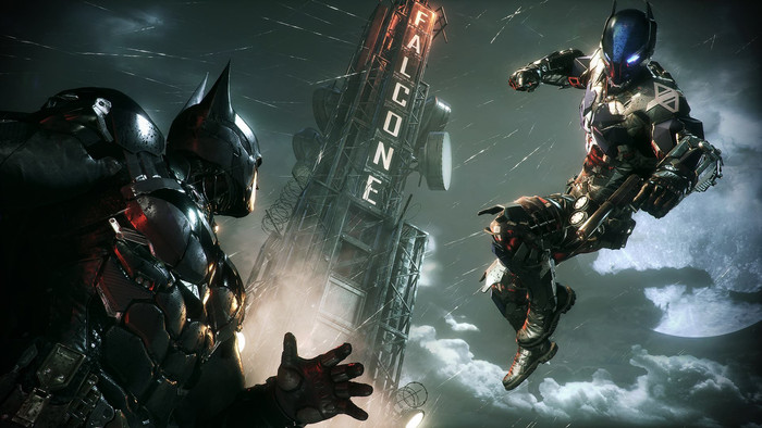 Hey Batman,Batman - Batman Arkham Knight Review