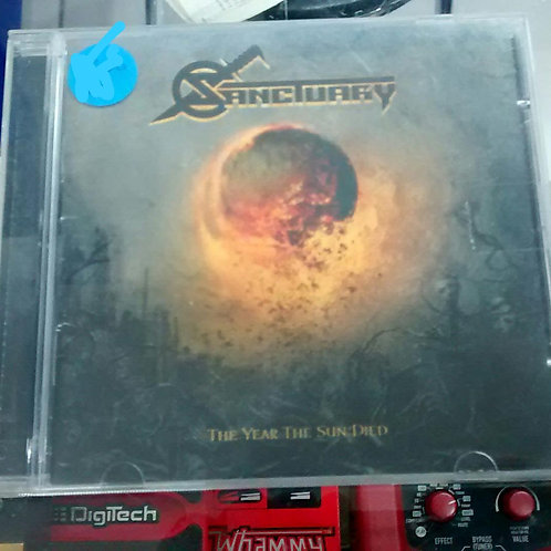 Cd Usado Sanctuary The Year the Sun Died
