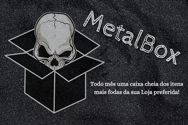 Mystery Box Metal Box Metal Music