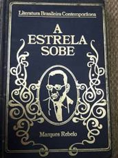Livro Usado A Estrela Sobe  Marques Rebelo  1113