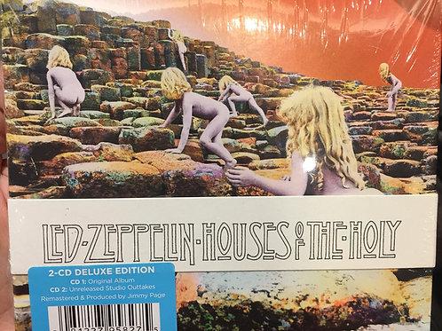 Cd Led Zeppelin Houses Of The Holy Digipack Duplo
