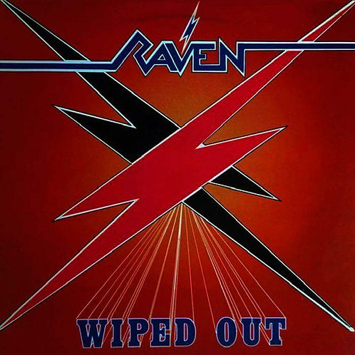 Cd Raven Wiped Out Slipcase
