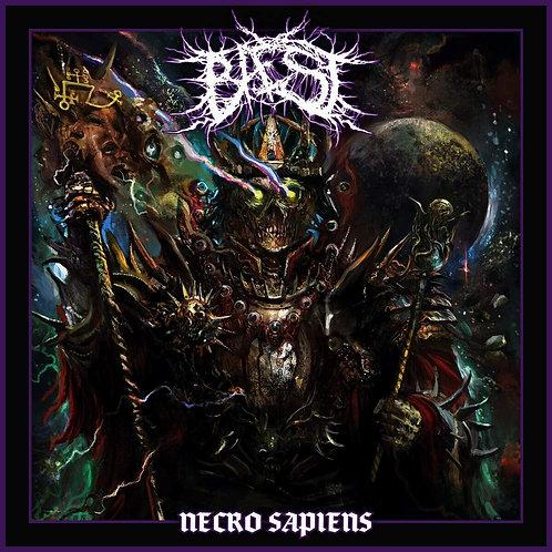 Cd Baest Necro Sapiens Slipcase