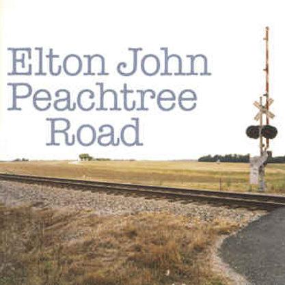 Cd Elton John Peachtree Road