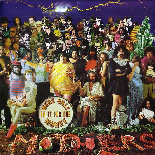 Cd Frank Zappa Were Only in It For The Money