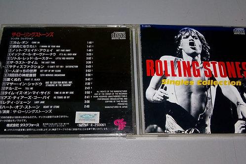 Cd Usado Rolling Stones, The Singles Collection Importado