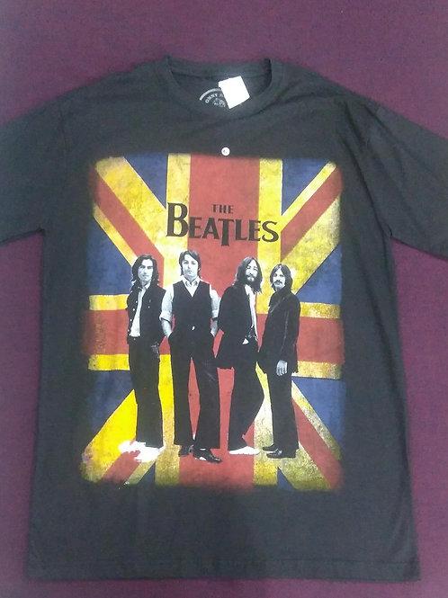 Camiseta Plus size Beatles Jhonny Rocket Jr03
