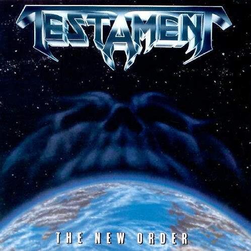Cd Testament The New Order Importado Argentino