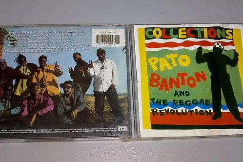 Cd Usado Pato Banton And The Reggae Revolution Collections