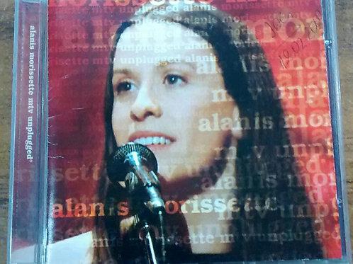 Cd Usado Alanis Morissette Mtv Unplugged